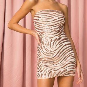 Revolve Superdown Marcella Mini Dress NWT